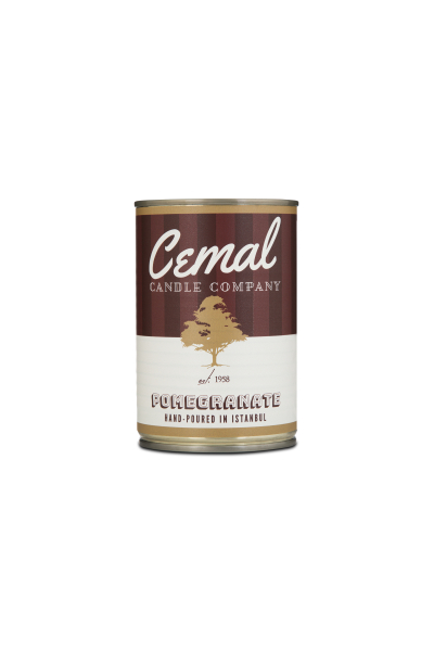 Cemal Candle Co. Pomegranate