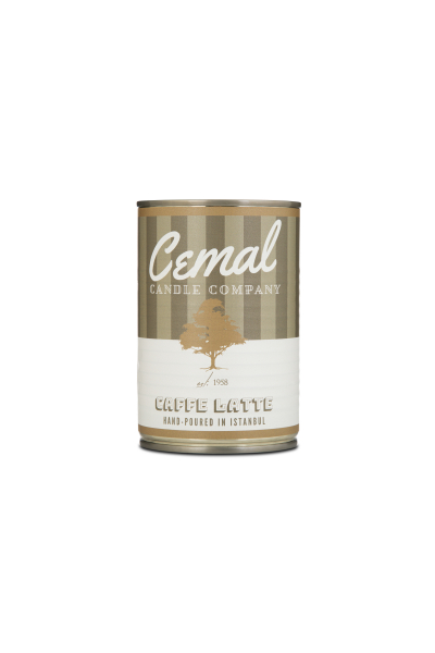 Cemal Candle Co. Caffe Latte
