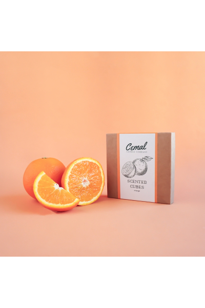 Scented Cubes - Portakal