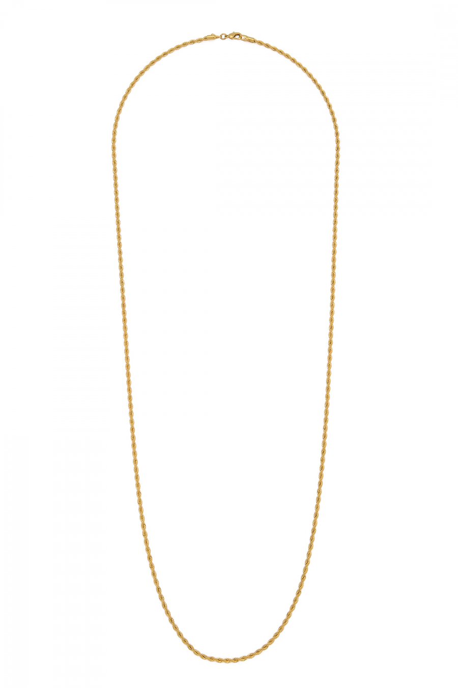 GOLD IVY NECKLACE