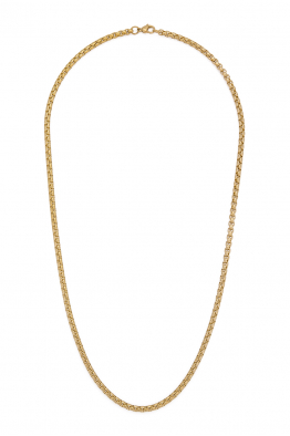 Glowing Diaries SHORT MESH NECKLACE