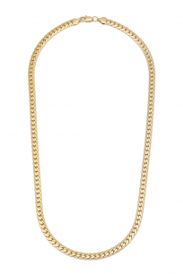 TANNED CHAIN NECKLACE
