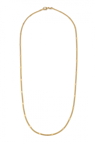 DOT CHAIN NECKLACE DOT CHAIN NECKLACE