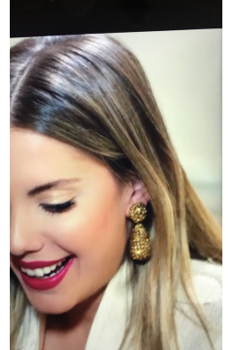 Glowing Diaries DROP EARRING