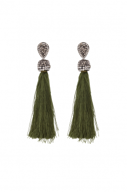 Glowing Diaries TASSEL EARRING