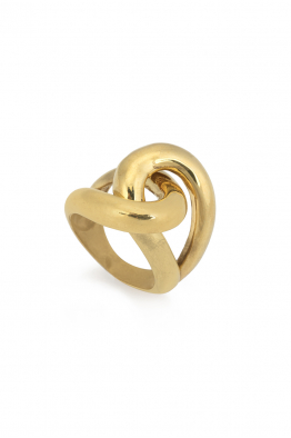 Glowing Diaries KNOT RING