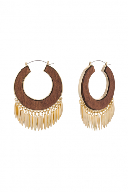 Glowing Diaries SAFARI EARRING