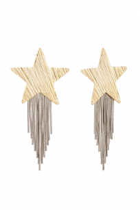 TWO TONE STAR