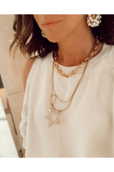 Glowing Diaries SIMI NECKLACE