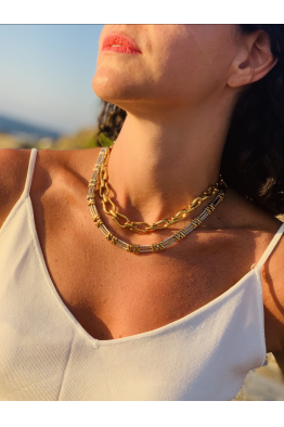 Glowing Diaries HAILEY NECKLACE
