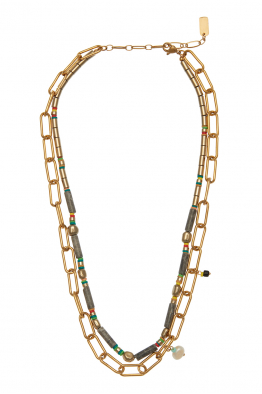 Glowing Diaries SIENNA NECKLACE