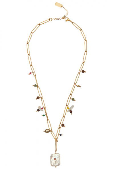 Glowing Diaries BELLA NECKLACE