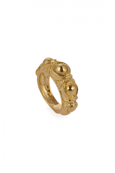 MIRROR RING GOLD MIRROR RING GOLD