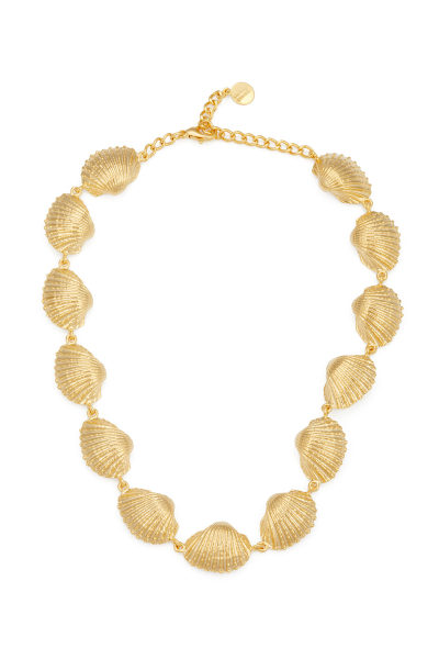 OYSTER NECKLACE OYSTER NECKLACE