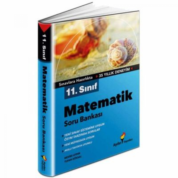 11. Sınıf Matematik Soru Bankası Aydın Yayınları 11. Sınıf Matematik Soru Bankası Aydın Yayınları