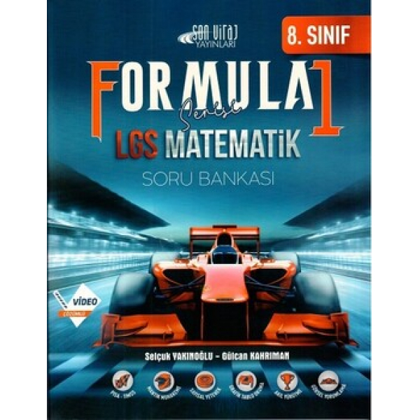 Son Viraj 8. Sınıf LGS Matematik Formula Soru Bankası Son Viraj 8. Sınıf LGS Matematik Formula Soru Bankası