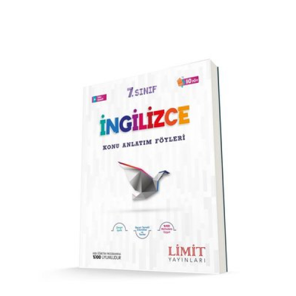 Limit 7.Sınıf İngilizce Konu Anlatım Föyleri Limit 7.Sınıf İngilizce Konu Anlatım Föyleri