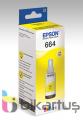 EPSON T6644 ORİJİNAL SARI MÜREKKEP  ( C13T66444A )