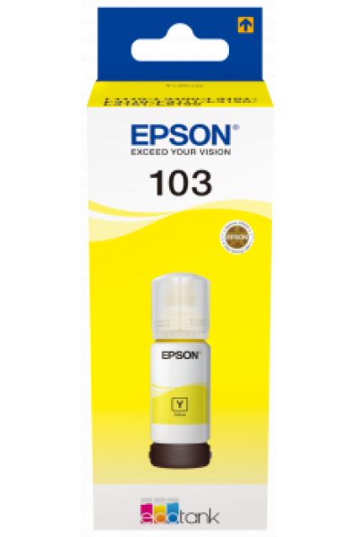 EPSON T6643 ORİJİNAL SARI MÜREKKEP  ( C13T66434A ) EPSON T6643 ORİJİNAL SARI MÜREKKEP  ( C13T66434A )