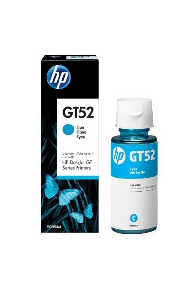 HP GT52 ORİJİNAL MAVİ MÜREKKEP ( M0H54AE ) HP GT52 ORİJİNAL MAVİ MÜREKKEP ( M0H54AE )