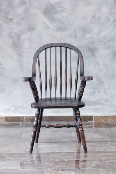 Ahşap Kollu Sandalye Ahşap Kollu Sandalye
