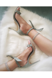 LILA DOUBLE ANKLET