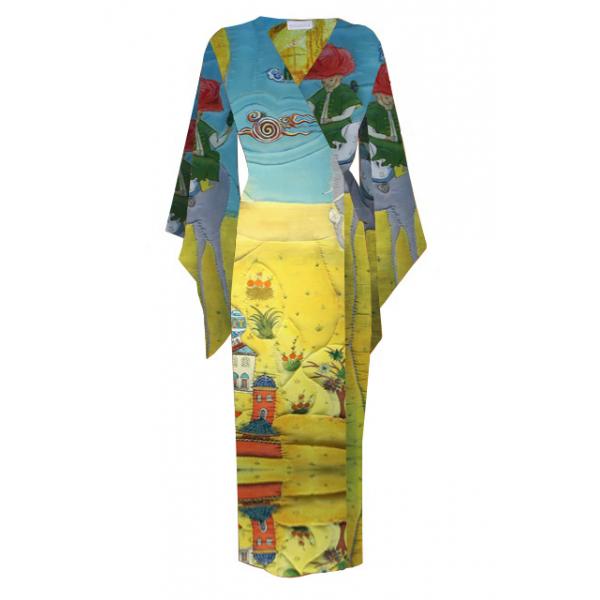 Sahra Kimono Elbise Sahra Kimono Elbise