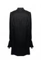 Bashaques' Vatkalı Siyah Elbise
