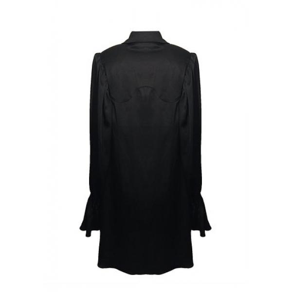 Bashaques' Vatkalı Siyah Elbise Bashaques' Vatkalı Siyah Elbise