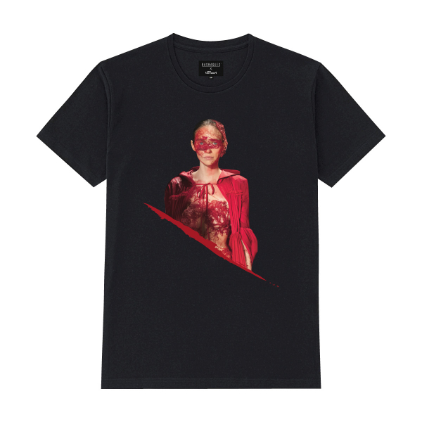 Bashaques' x Tissuart T-shirt  /  Funeral Of Love Bashaques' x Tissuart T-shirt  /  Funeral Of Love