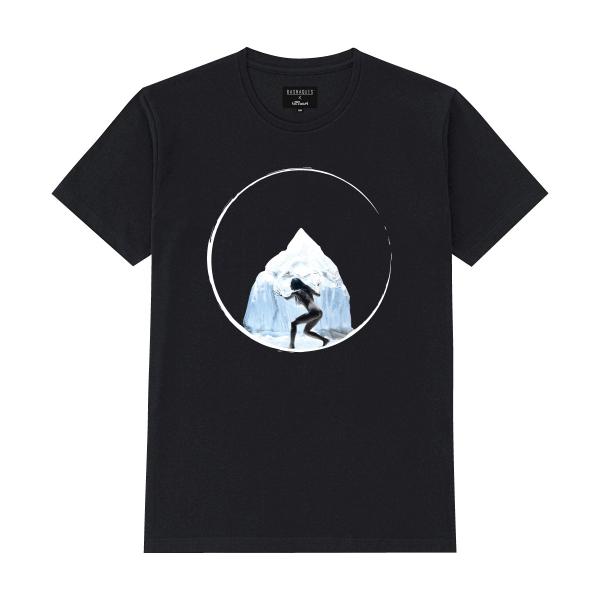 Bashaques T-shirt  /  Funeral Of Love Bashaques T-shirt  /  Funeral Of Love