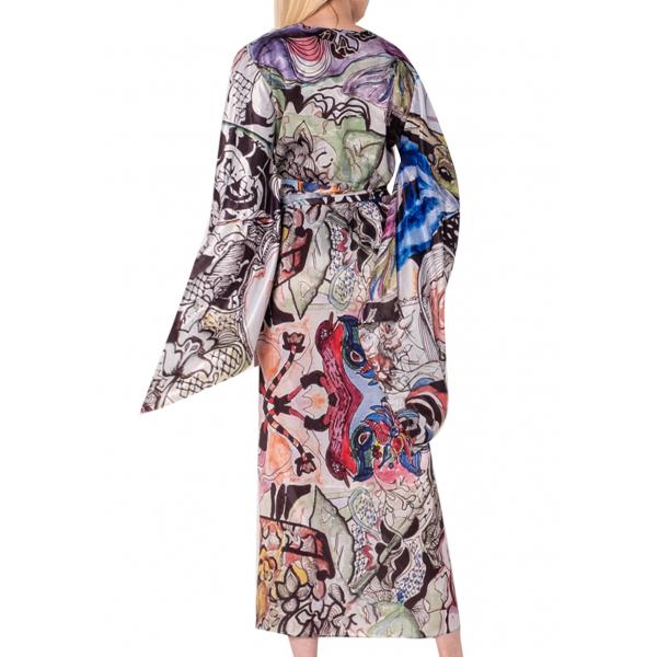 Black Duck Kimono Elbise Black Duck Kimono Elbise