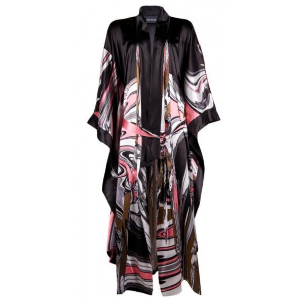 Khaki Dreamy Kimono & Kaftan Khaki Dreamy Kimono & Kaftan