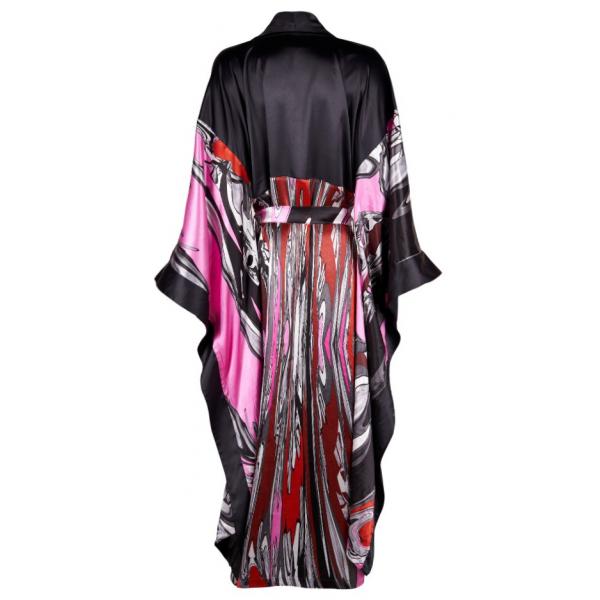 Pink Dreamy Kimono & Kaftan Pink Dreamy Kimono & Kaftan