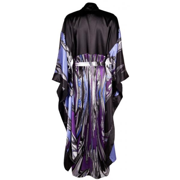 Purple Dreamy Kimono & Kaftan Purple Dreamy Kimono & Kaftan