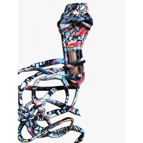 Gaudi İpek Sandalet / Silk Sandals Gaudi İpek Sandalet / Silk Sandals