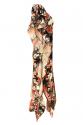 Fluid Marshmellow Mini Long Dress/Elbise