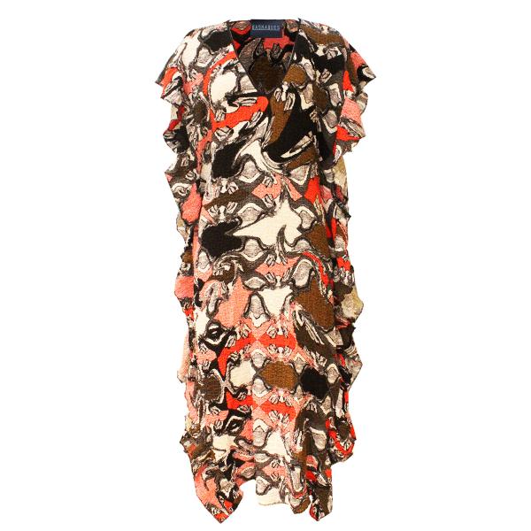 Fluid Marshmellow Mini Long Dress/Elbise Fluid Marshmellow Mini Long Dress/Elbise