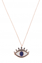 Rose Evil Eye Kolye