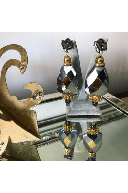 Aypen Accessories Silver Stone Sky Sands