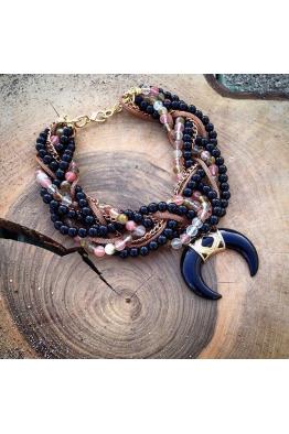 Aypen Accessories Vintage Tusk Beads