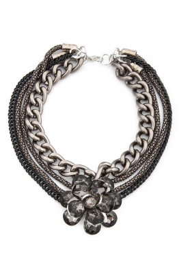 Aypen Accessories Flower Stone Chains