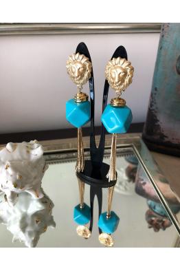 Aypen Accessories Blue Lion
