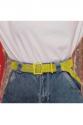 Belt Yellow Shine