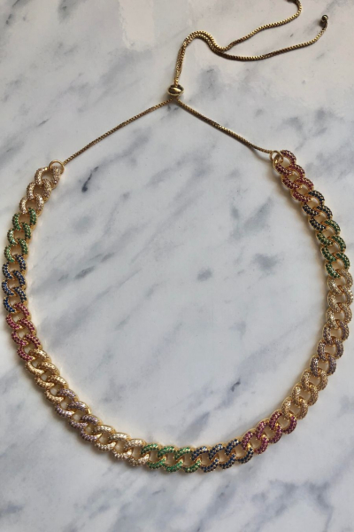 Gold Color Chain Gold Color Chain