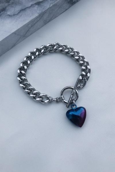 Heart of Galaxy Silver