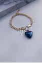 Heart of Galaxy Gold Blue