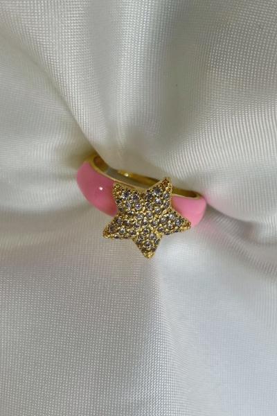 Shiny Star Ring Series