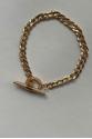 Lacey Gold Bracelet