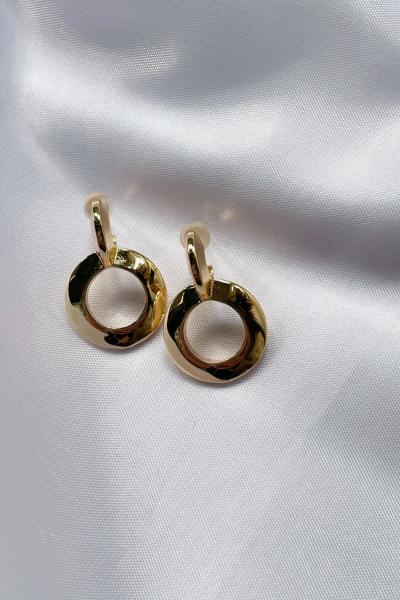 Kita Gold Earring